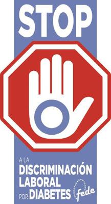 STOP a la discriminación laboral por diabetes