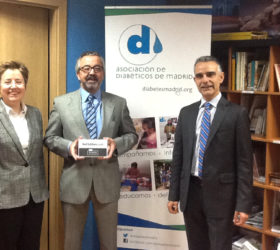 donacion-bankia-asociacion-diabetes-madrid