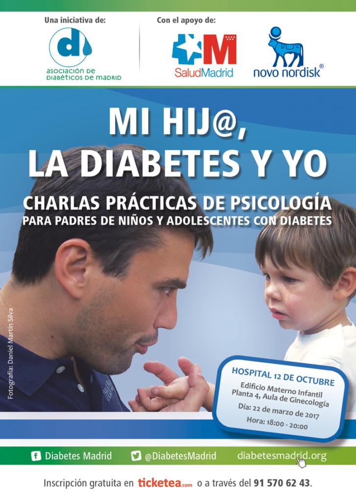 conferencia profesional sobre recetas de diabetes tipo 2