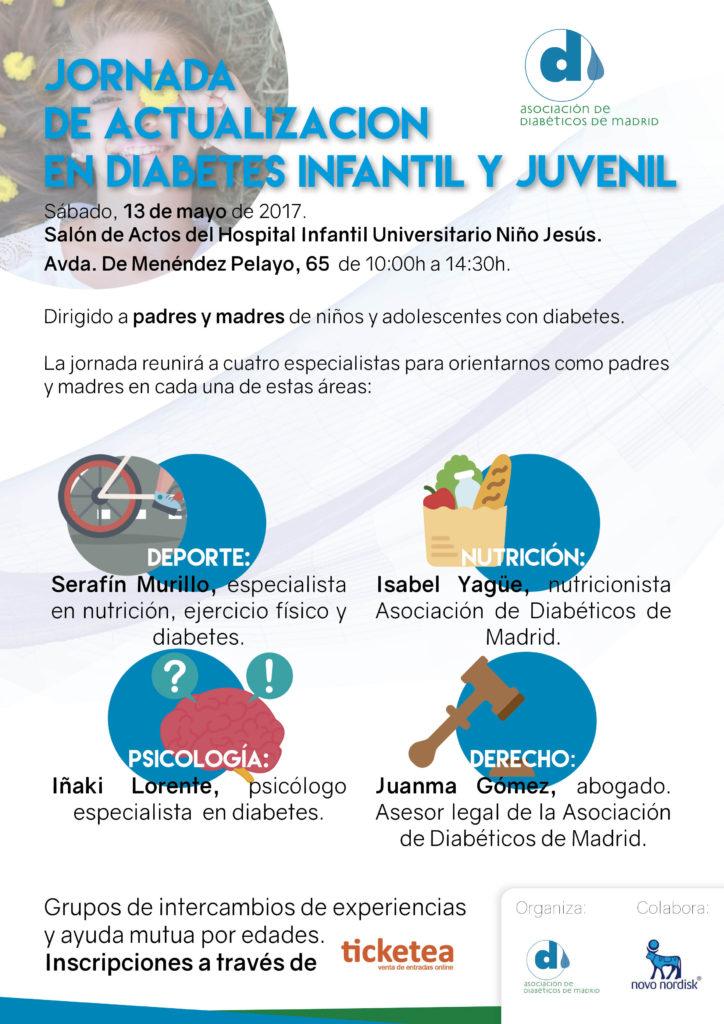 diabetes infantil tipo 1 pronóstico