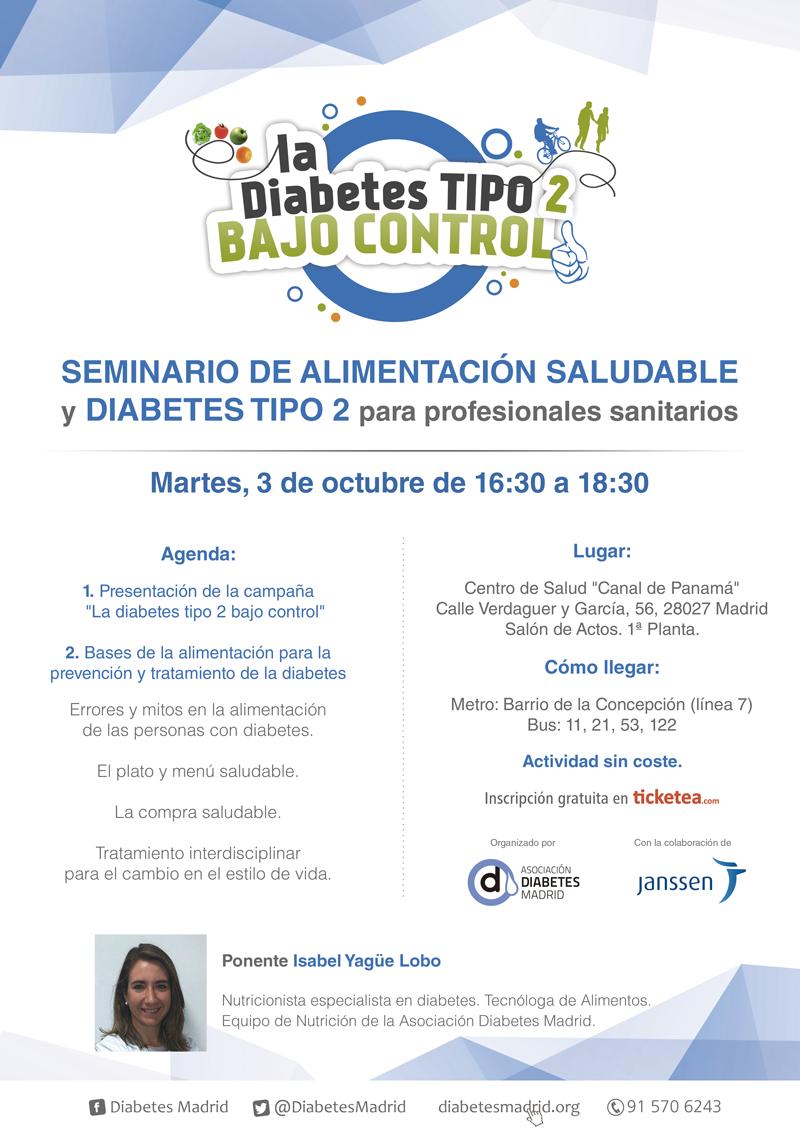 Alimentacion diabetes tipo 1