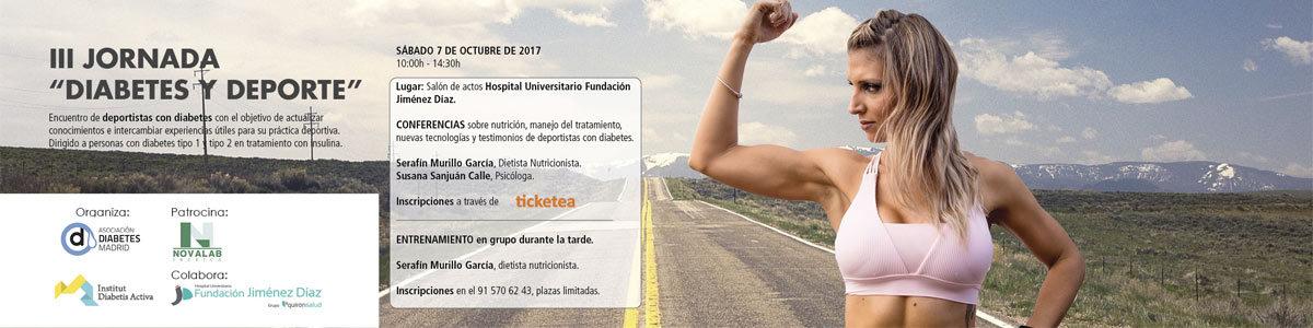 III Jornada de Diabetes y Deporte