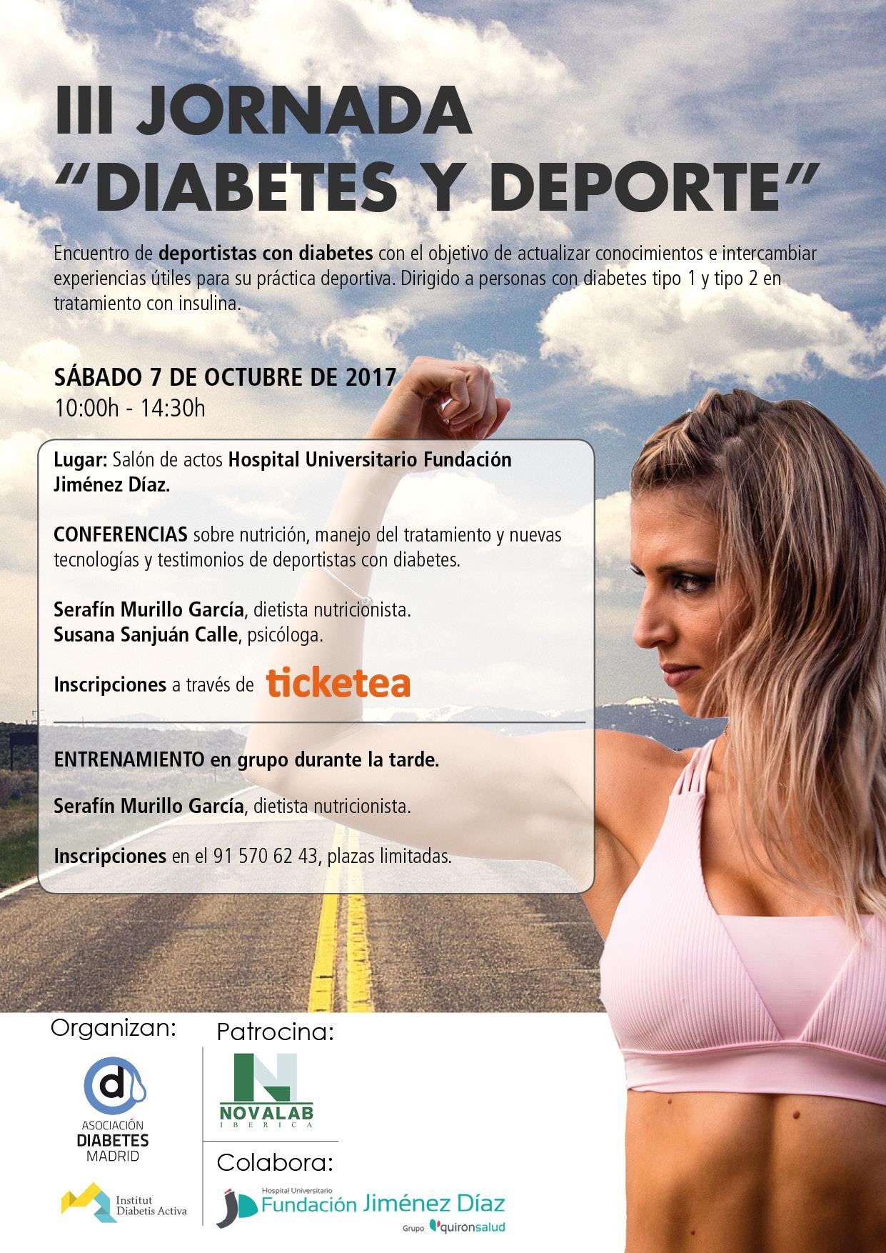 ejercicio en diabetes tipo 2