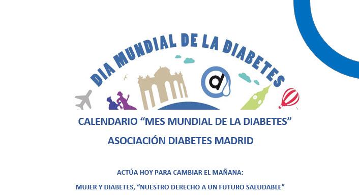 Imagen 1 Mes Mundial Diabetes 2017 Asociación Diabetes