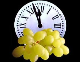Resultado de imagen de campanas de las uvas