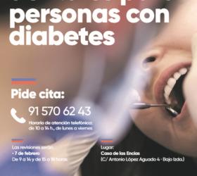 """Campaña Diabetes """"Cuida tus encías"""""""