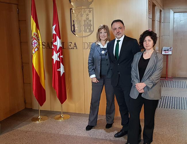 Reclamación de la Asociación Diabetes Madrid de presencia de personal sanitario en los centros educativos