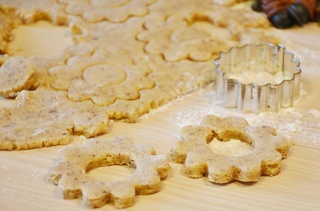Recetas por raciones: galletas sin azúcar
