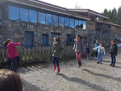 Convivencia Infantil en Navacerrada