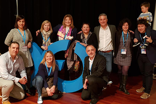 Asociación Diabetes Madrid en el Diabetes Experience Day 2018