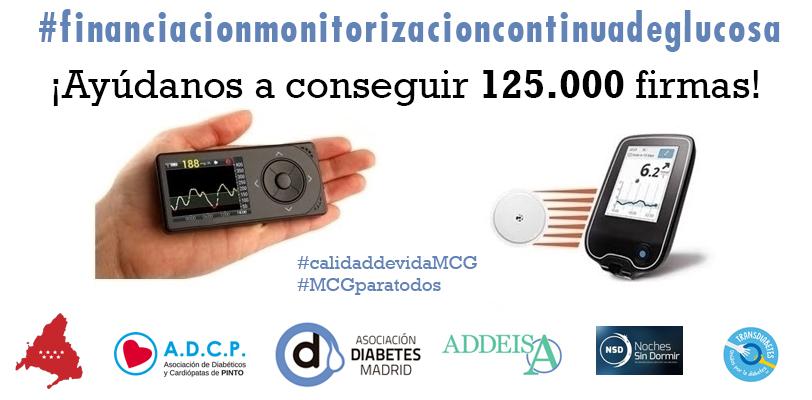 Financiación de la Monitorización Continua de Glucosa