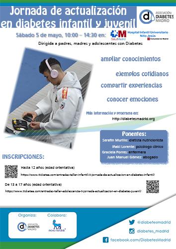 educación en diabetes infantil y juvenil