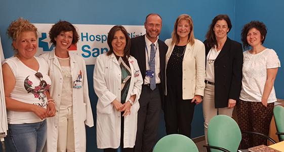 Comité Asesor del Paciente del Hospital Clínico San Carlos