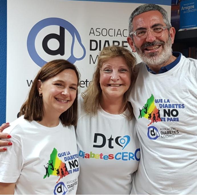La Asociación Diabetes Madrid y la Fundación DiabetesCERO firman un acuerdo de colaboración