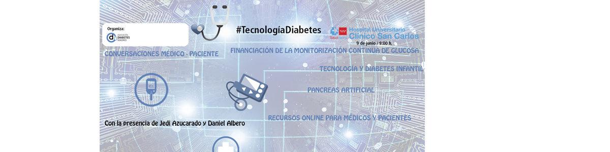 """I Jornada """"Avances y tecnologías aplicadas al tratamiento de la diabetes"""""""