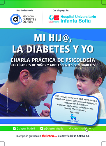 Mi hij@, la diabetes y yo