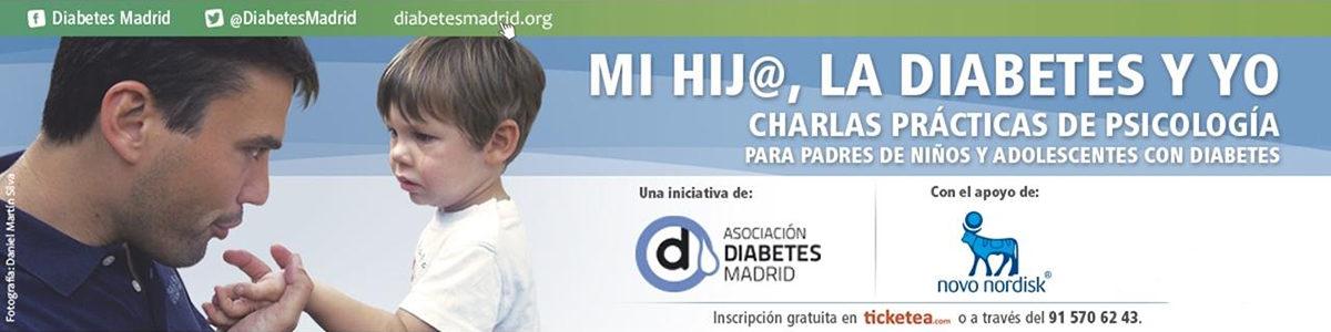 Nueva sesión de la campaña Mi hij@, la diabetes y yo