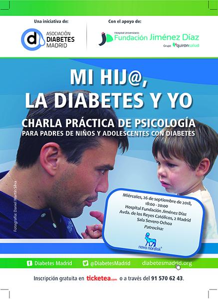 Mi hij@, la diabetes y yo