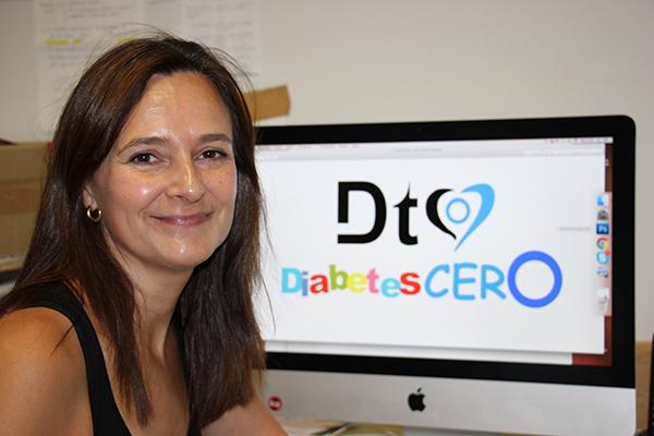 Entrevista a la presidenta de la Fundación DiabetesCERO
