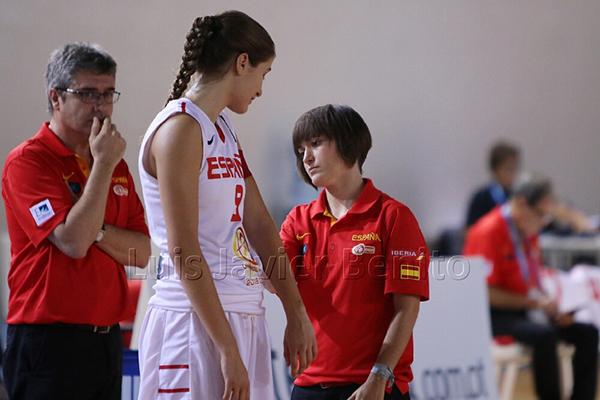 Silvia Serrat diabetes y baloncesto