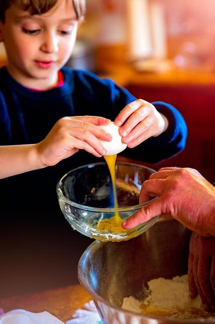 Taller de cocina padres e hijos