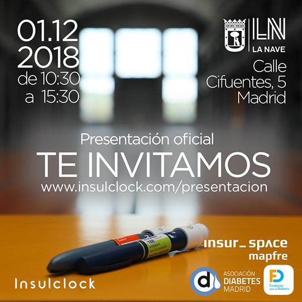 Presentación de Insulclock