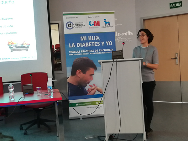 Jornada Educativa del Día Mundial de la Diabetes