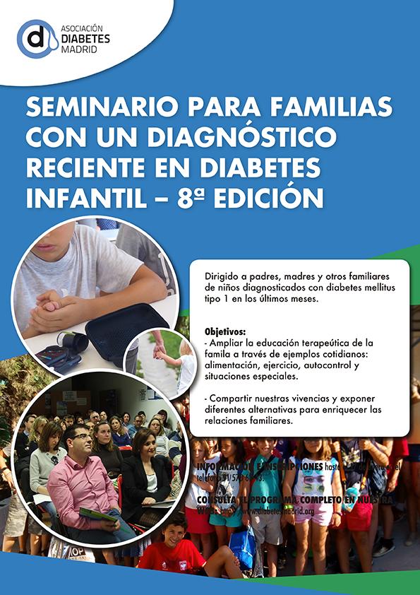 niño diagnosticado con diabetes tipo 1