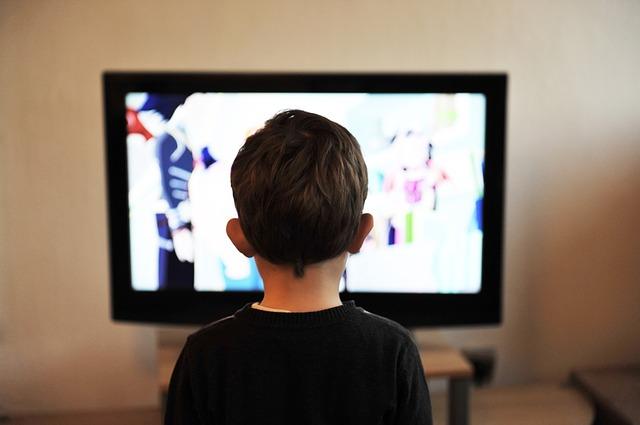 Comer frente a la tele