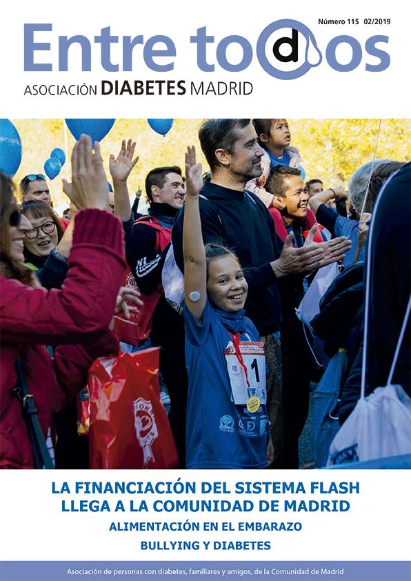 número 115 de la revista Entre Todos