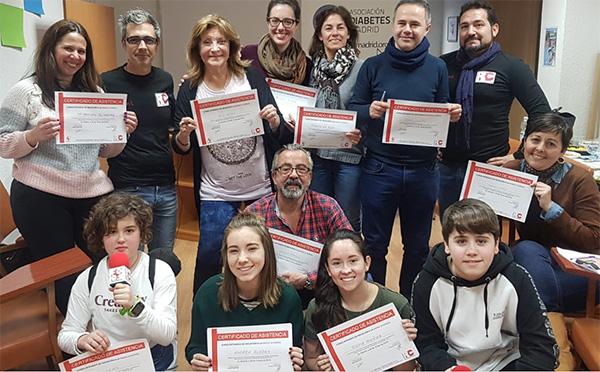 Especial de radio de Asociación Diabetes Madrid