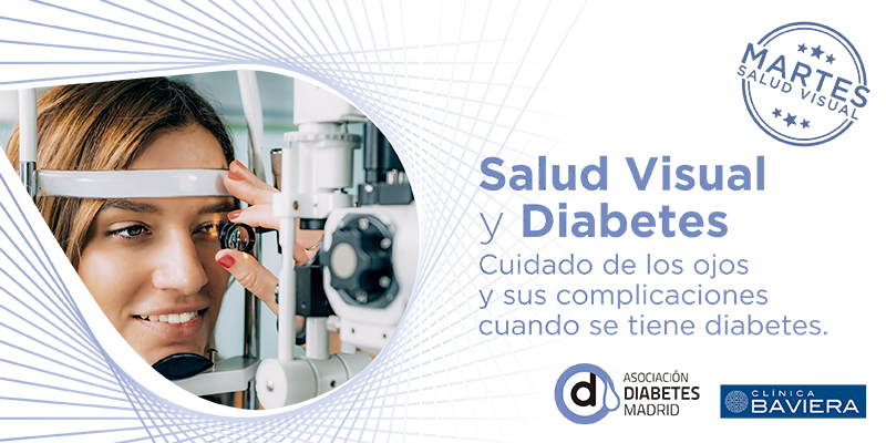 Martes de Salud Visual y Diabetes