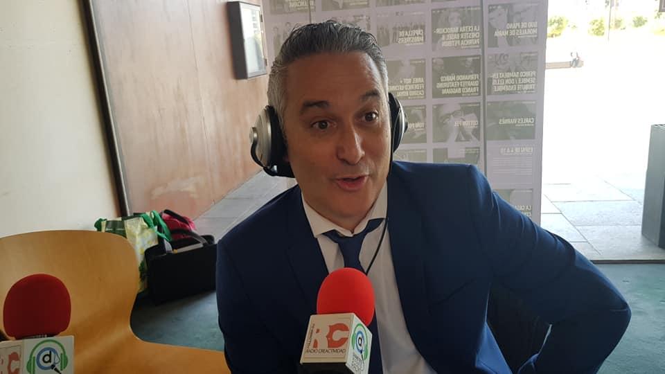 Entrevista a Ángel Ramírez