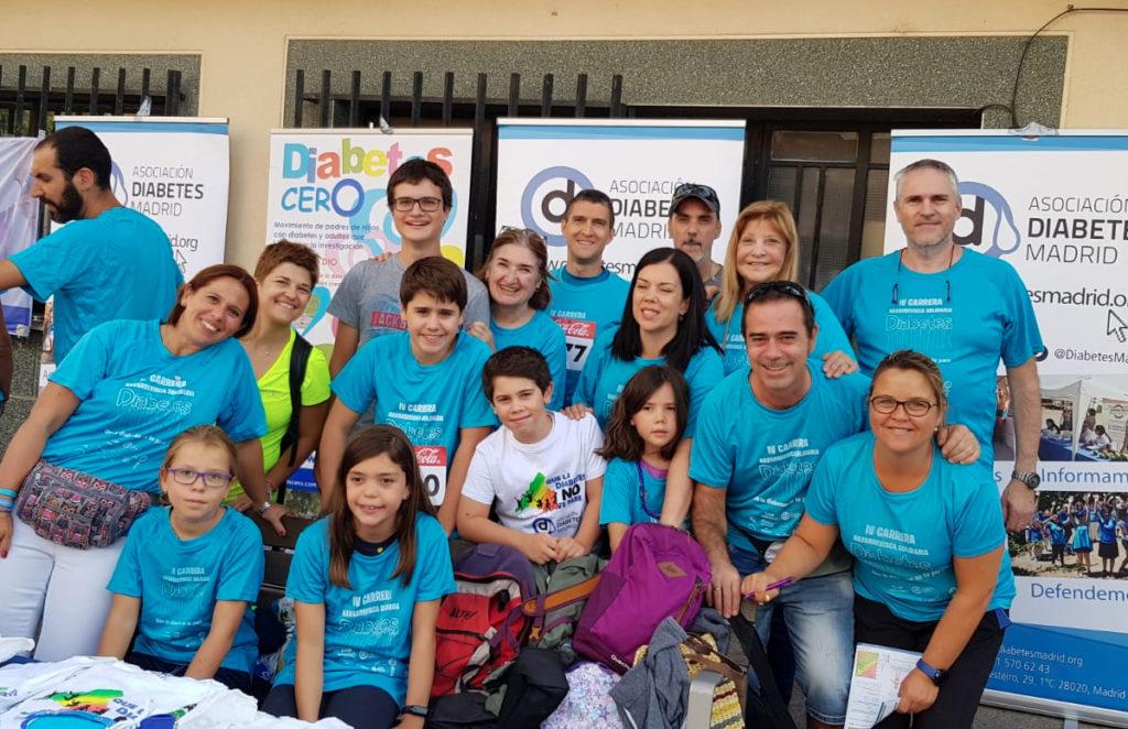 IV Carrera Navarrevisca solidaria con la diabetes