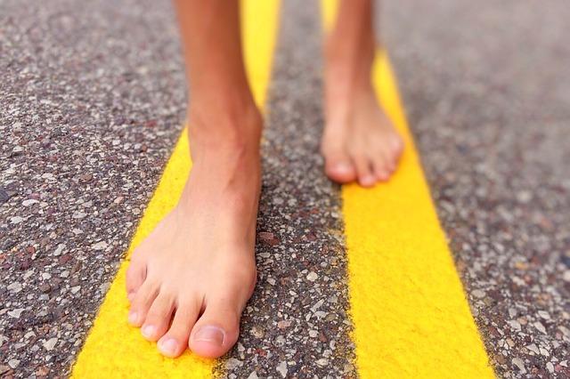 Guía para la observación de los pies