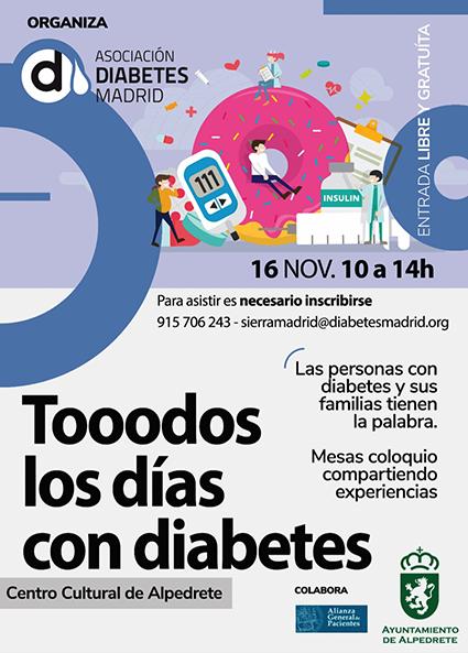 11 semanas y 4 días de diabetes gestacional