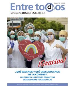 """Sumario del número 122 de la revista """"Entre todos"""""""