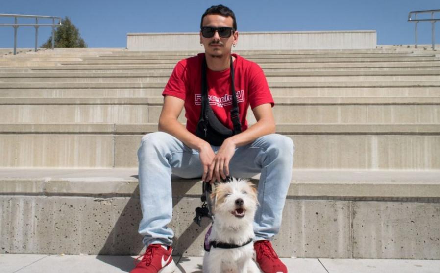 Compartiendo la vida con un perro de alerta médica