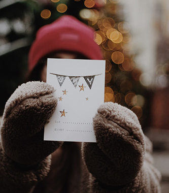 Felicitación navideña