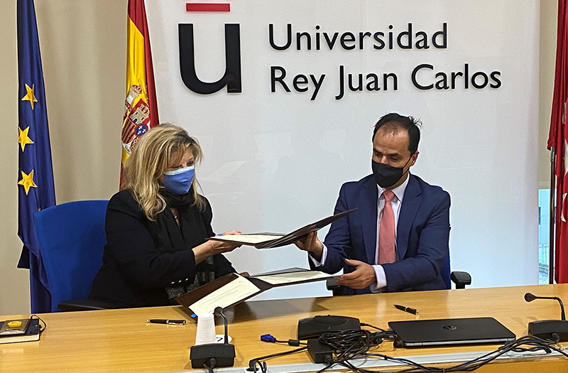 La Clínica Universitaria de la URJC y Asociación Diabetes Madrid se unen para mejorar la calidad de vida de las personas con diabetes
