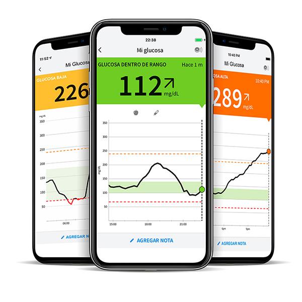 """Taller: """"Monitorización de Glucosa. Sistema Flash"""""""