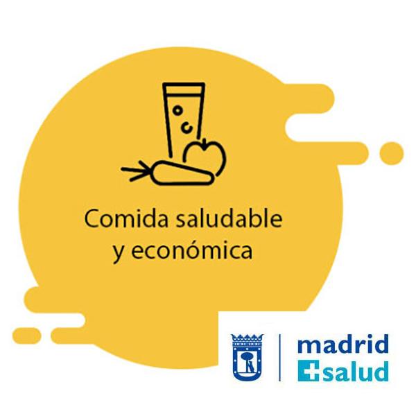 Presentación del proyecto Comida Saludable y Económica de MadridSalud