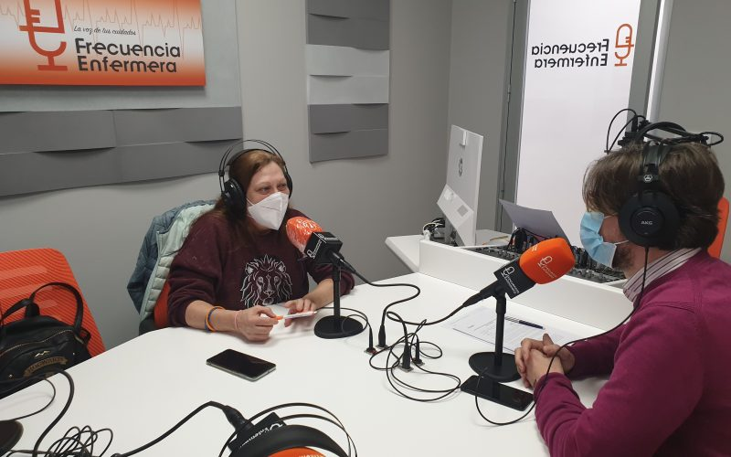 Entrevista a Maria José Sánchez Batalla, enfermera especializada en diabetes