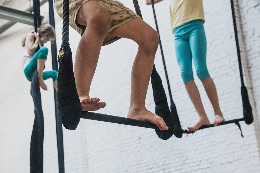 Actividad infantil: ¡Vuela!