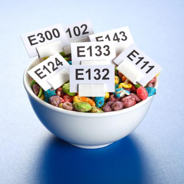 Aditivos alimentarios, ¿realmente son tan dañinos?