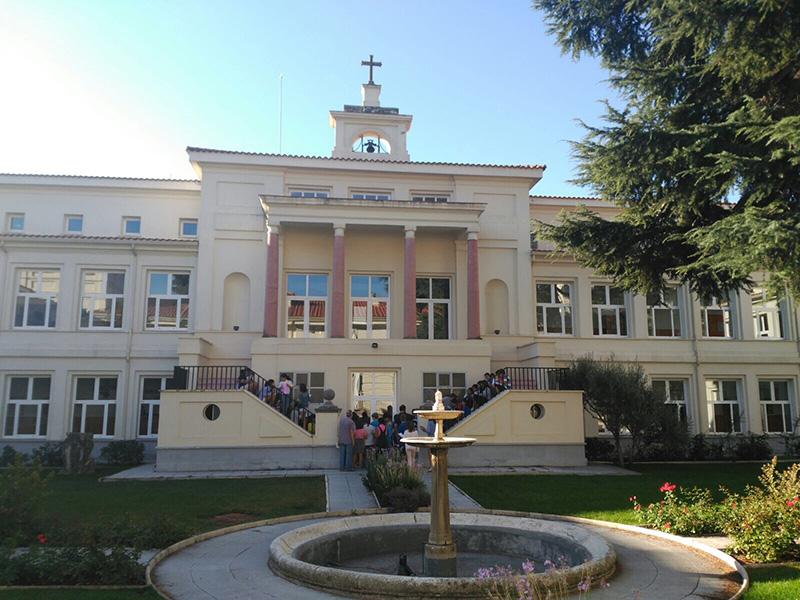 charla formativa en el colegio marianista Hermanos Amorós