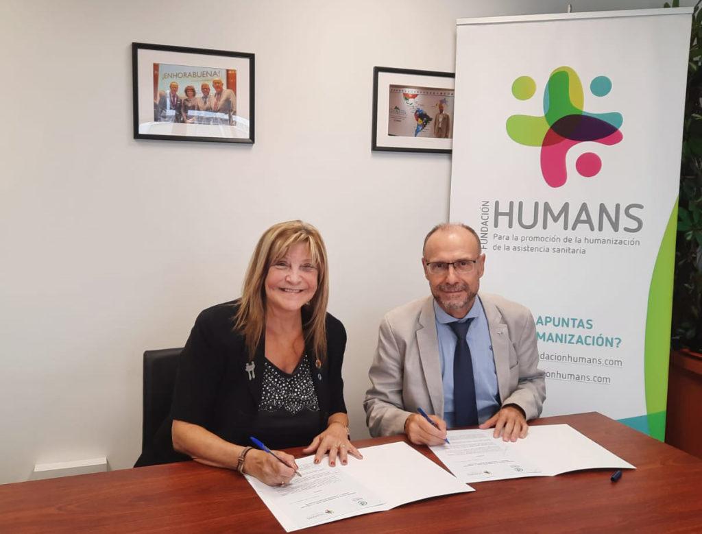 Fundación HUMANS y la Asociación Diabetes Madrid firman un acuerdo de colaboración
